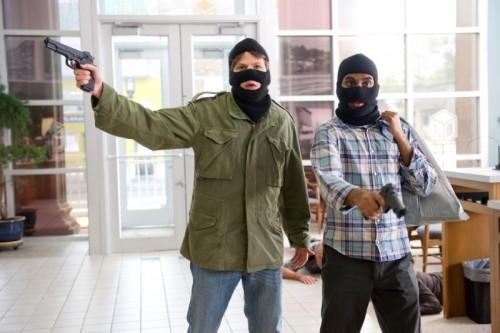 سرقة 45 ألف دولاراً في سطو مسلح على بنك أردني بفلسطين