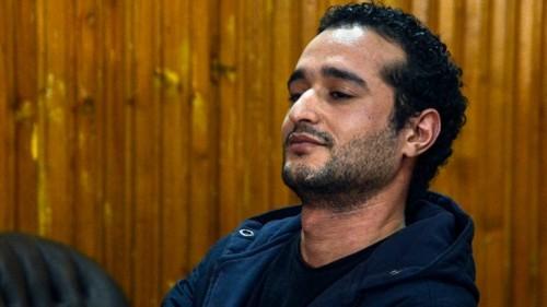"""السجن 15 عاماً للناشط المصري """"أحمد دومة"""""""
