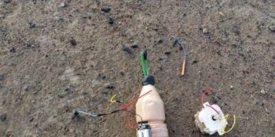 إصابة 2 من قوات الحزام الأمني في انفجار عبوة ناسفة بأبين