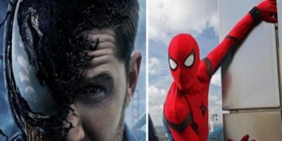 مارفل تكشف عن مشاركة شخصية spider man لتوم هاردي في venom 3