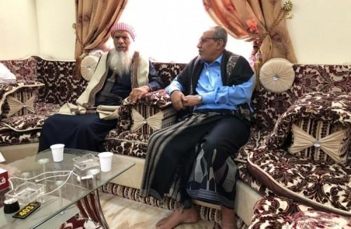 الكثيري يؤكد دعم المجلس الانتقالي لجهود تعزيز وحدة حضرموت