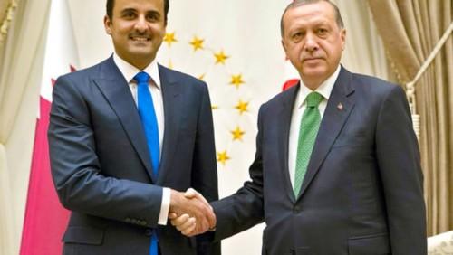 إعلامي يكشف تفاصيل الاتفاق السري بين قطر وتركيا (وثائق)
