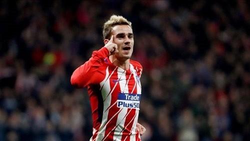 جريزمان يفوز بجائزة أفضل لاعب في الدوري الإسباني لشهر ديسمبر