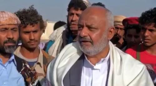 محافظ الحديدة: الخيار العسكري جاهز لردع الحوثيين