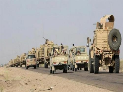 الجيش يحرر مناطق جديدة في دمت