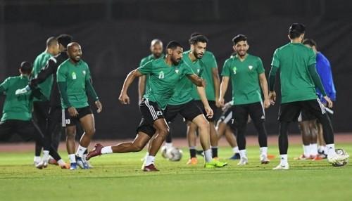 منتخب الإمارات ينهي استعداته للقاء الهند في أمم آسيا