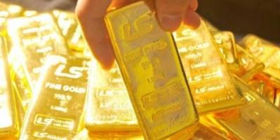الذهب يتراجع متأثرًا بمباحثات انهاء الحرب التجارية بين الصين وأمريكا