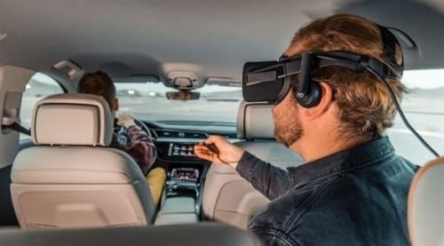 أودي تقتحم عالم الواقع الافتراضي