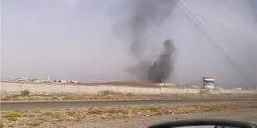 شهود عيان يكشفون عن كواليس استهداف حفل تدشين العام التديبي بقاعدة العند العسكرية بلحج