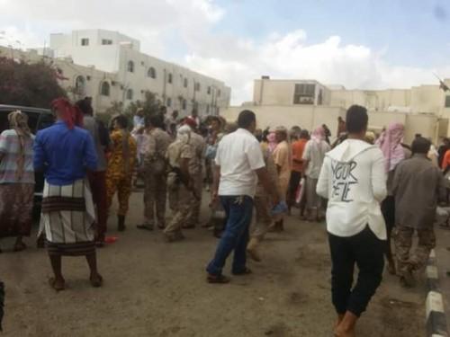 القرشي: الحوثي ينقل المعركة إلى مرحلة جديدة