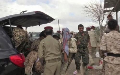 الحربي ينشر فيديو للحظة الهجوم على قاعدة العند