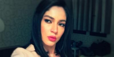 الفنانة ندى موسى تعتذر عن مسلسل الملكة بسبب محمد هنيدي