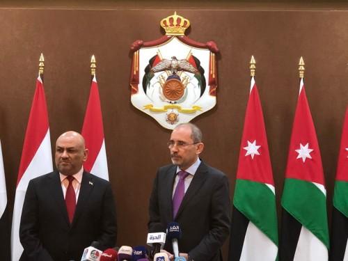 اليماني يلتقي نظيره الأردني بشأن الأزمة اليمنية