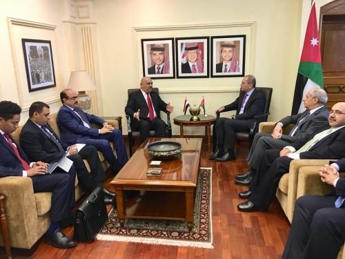 الأردن يؤكد على أهمية استكمال تنفيذ اتفاق السويد بشأن اليمن
