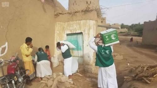 مركز الملك سلمان للإغاثة يطلق حملة جديدة لإنقاذ الفقراء