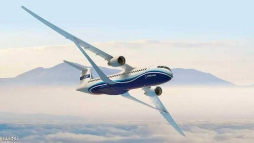 بوينغ تكشف عن طائرة جديدة  تقترب من سرعة الصوت