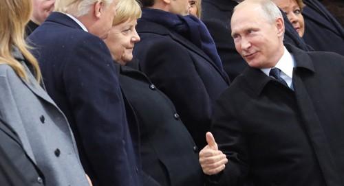 """""""موروزوف"""" :  دافوس لن يخرج بأفكار اقتصادية دون إقامة علاقات طبيعية بين روسيا والغرب"""