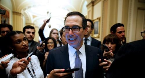 الخزانة الأمريكية: نائب رئيس الوزراء الصيني يزور واشنطن هذا الشهر لمتابعة المفاوضات التجارية