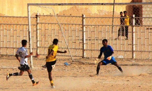 اليوم.. انطلاق الدور الثاني من منافسات بطولة كأس حضرموت لكرة القدم