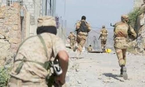 """مقتل المطلوب الأمني """"الفرفور"""" في مواجهات بتعز"""