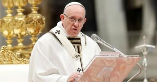 بابا الفاتيكان يزور رومانيا مايو المقبل