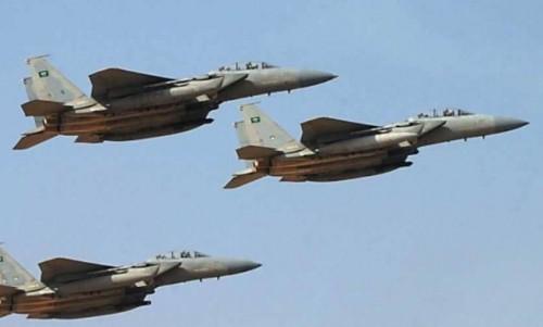التحالف العربي يستهدف مناطق للحوثيين فى اليمن (تفاصيل)