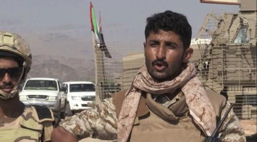 البوحر: ألوية تابعة للشرعية تمول الإرهابيين بالسلاح.. وهذه كواليس اشتباكات مرخة (فيديو)