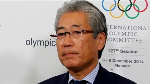 القبض على رئيس اللجنة المنظمة لأولمبياد طوكيو