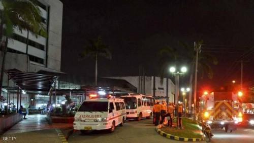 الإكوادور.. مقتل 16 شخصًا بحريق عيادة نفسية