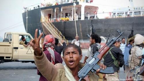 اليمن يسلم بريطانيا ملفاً عن خروقات الحوثيين في الحديدة