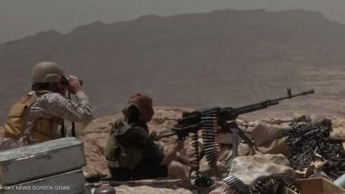 تفاصيل تدمير التحالف شبكة اتصالات عسكرية لمليشيا الحوثي