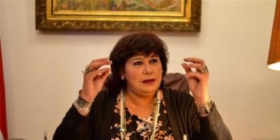 وزيرة الثقافة المصرية تفتتح أول نادِ للسينما الأفريقية بالصعيد