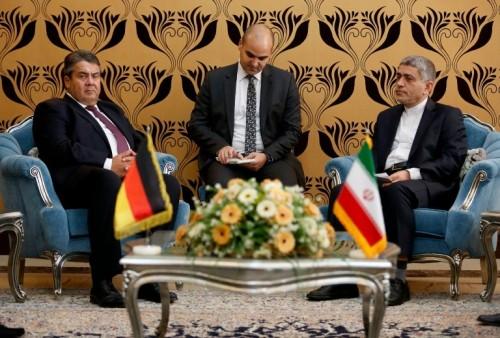 ألمانيا تنتهي من الآلية المالية مع إيران خلال أسابيع
