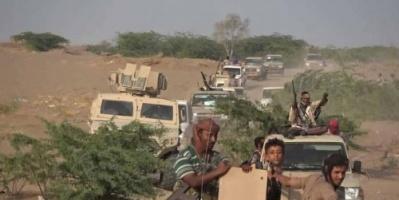 اشتباكات متقطعة جنوب الحديدة بين ألوية العمالقة والمليشيات الحوثية