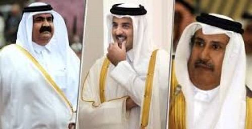 """"""" إرهاب الحمدين """".. كتاب يفضح دور قطر التخريبي بالمنطقة"""