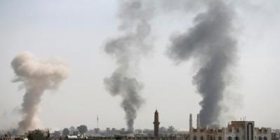 غارات من التحالف العربي على مواقع الحوثيين بصنعاء والحديدة