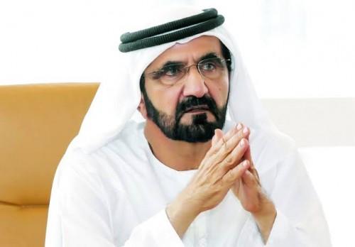 هزاع بن زايد: بن راشد قائد استثنائي