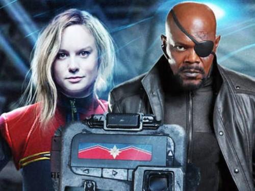 صامويل جاكسون : فيلم Captain Marvel سيكشف عن الكثير من المفاجآت