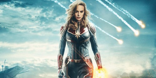 قبل عرضه.. مارفل تنشر برومو جديد لفيلم Captain Marvel
