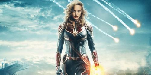 قبل عرضه.. مارفل تنشر برومو جديد لفيلم Captain Marvel