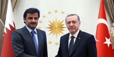 """باتفاق سري خطير.. نظام الحمدين يبيع دولته وشعبه لـ""""تركيا """""""