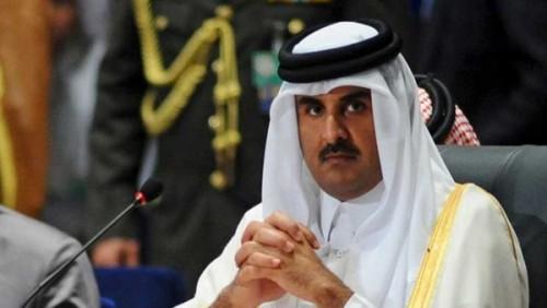 """""""تميم باع أرضه"""".. حملة هجومية على أمير قطر عبر تويتر"""