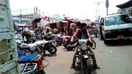 بعد تكرار حوادث السرقة.. حملة أمنية ضد تجار الدراجات النارية في عدن