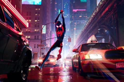 فيلم SPIDER-MAN: INTO THE SPIDER-VERSE يحصد 407 ألف دولار في الكويت