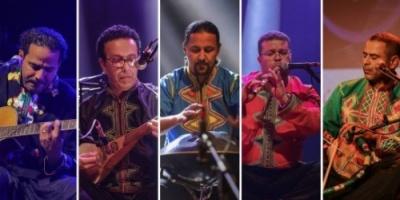 الفرقة الأمازيغية إينوراز تبدأ أولى جولاتها للعام الجديد من مراكش