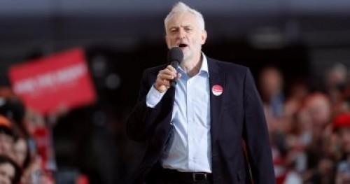 """زعيم المعارضة البريطانى: الخروج من الاتحاد الأوروبي دون اتفاق """" كارثي"""""""