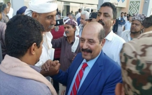 رئيس انتقالي الضالع ينعي استشهاد اللواء طماح