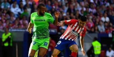 أتليتكو مدريد يفوز على ليفانتي في الدوري الإسباني