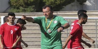 الاتحاد الآسيوي يغرم مدرب منتخب لبنان
