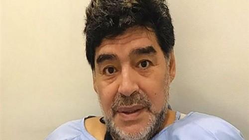 ماردونا يخضع لجراحة ناجحة لوقف نزيف المعدة